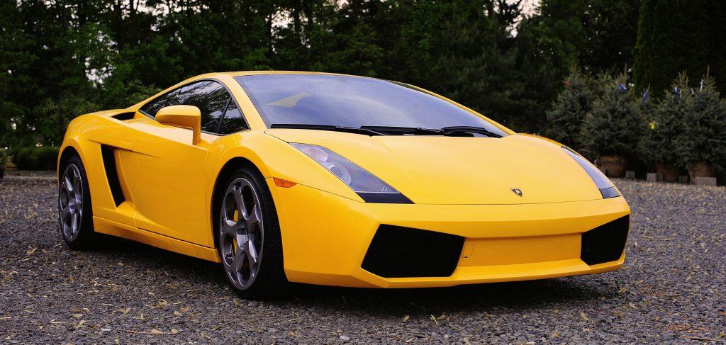 Lamborghini Brake Disc Clock Automotive Interior Exclusives