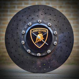 Lamborghini Urus clock